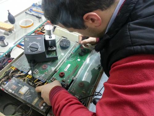 Elektronik Laboratuvarı