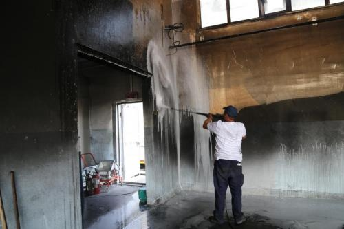 Basınçlı Kimyasal Temizlik